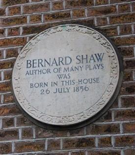 george bernard shaw themes
