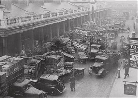 Photo:Covent Garden market c1910
