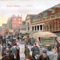 Photo:Postcard of Covent Garden. 1900.