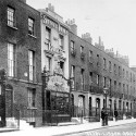 Photo:Photo of 11 - 29 Lisson Grove. Street where Eliza Armstrong was bought by WT Stead to prove to England how easy it was to buy little girls. 1910.