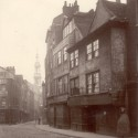Photo:Photo of Drury Lane. 1876.