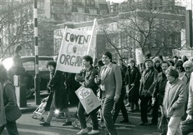 Photo:Demonstration to save Covent Garden c1980