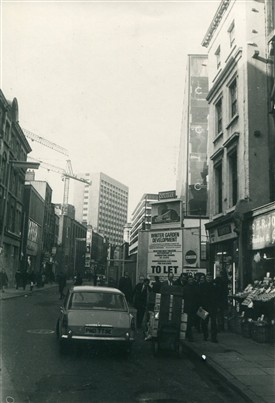 Photo:Drury Lane, 1971