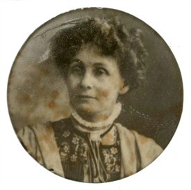 Photo:Emmaline Pankhurst