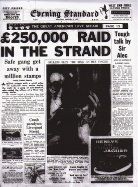 Photo:The Strand Robbery